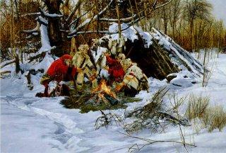 Tábořiště Trapperů